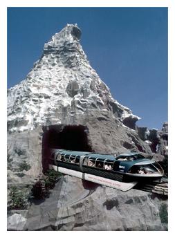 Disneyland Matterhorn Bobsleds Disney Lies